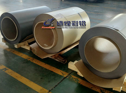AA3004 Pre-painted Aluminium Coil Sheet Used for Metal Roofing Ceiling