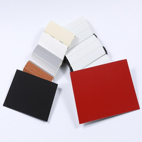 White Grey Silver Black Blue Red Color Coated Aluminum Ceiling System