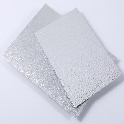 Embossed Aluminum Sheet supplier