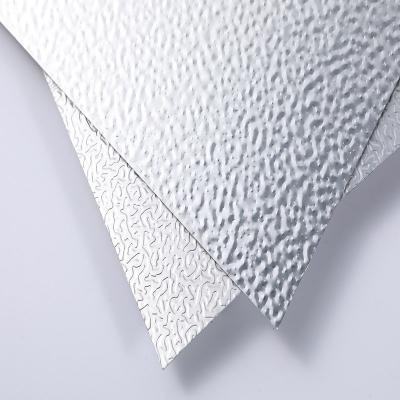 Embossed Aluminum Sheet for Freezer Refrigerator Decoration