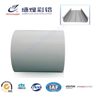 AA3003, AA3004 Prepainted Aluminum Roofing Sheet with PVDF Coating